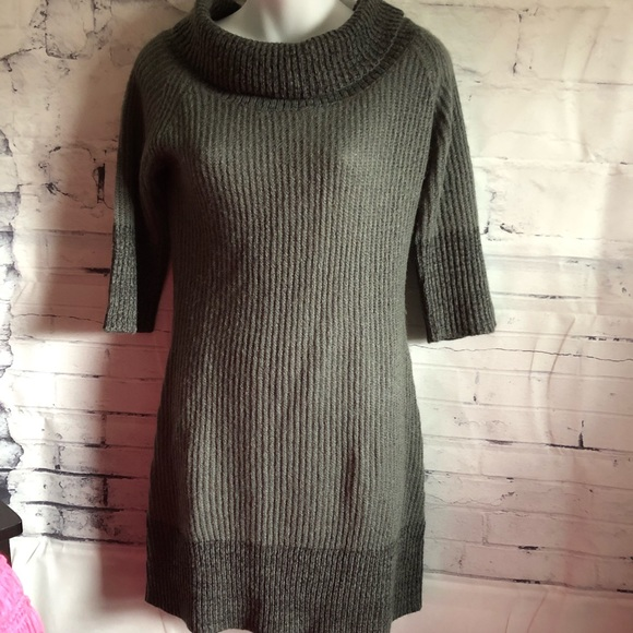 Soft Surroundings Sweaters - Soft Surroundings Cowl Neck Tunic Sweater sz. XS